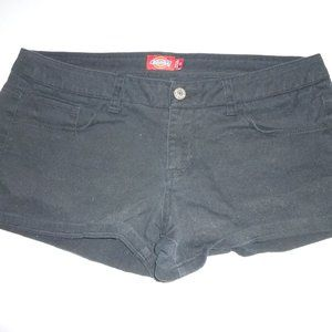2FOR15-Dickies Low Rise Shorts - Black Size 13